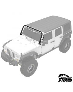 JK Wrangler Front Hoop Light Bar Pro