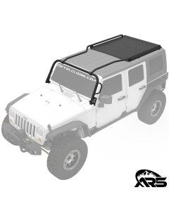 JK Wrangler, 4-Door Lo-Pro Mod Rack System