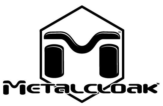 Metalcloak Open Frame Tube Door Mirror Kit