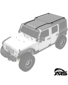 JK Wrangler 4-Door Lo-Pro Front to Back Rails