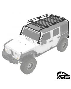 JK 4-Door Pro Rack System, Bushman Edition